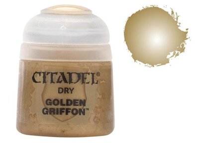 Citadel Dry 12ml – Golden Griffon NEUF Citadel