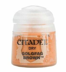 Citadel Dry 12ml – Golgfag Brown NEUF Citadel