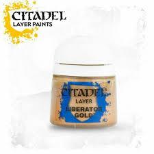 Citadel Layer 12ml – Liberator Gold NEUF Citadel