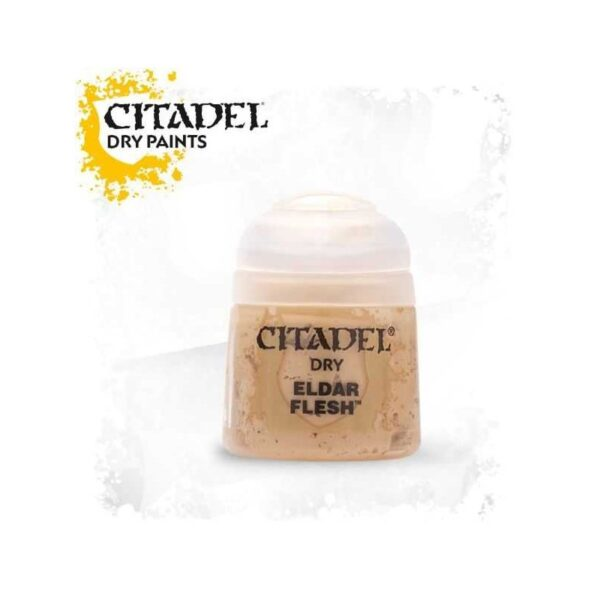 Citadel Dry 12ml – Eldar Flesh NEUF Citadel