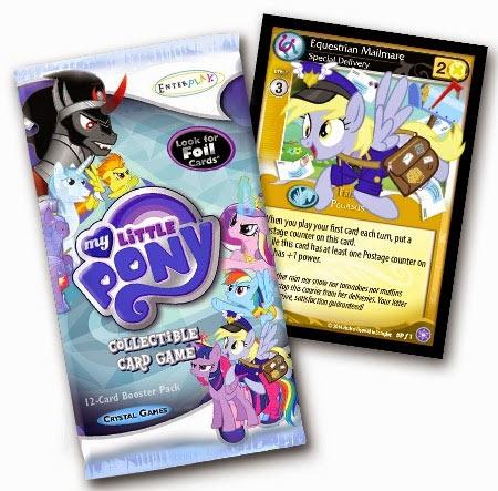 Première Edition Booster Unité FR NEUF My Little Pony