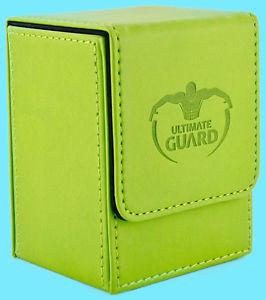 UG Flip Deck 80+ Standard Vert NEUF Ultimate Guard