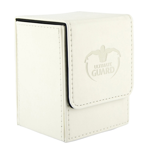 UG Flip Deck 100+ Standard Blanc NEUF Ultimate Guard