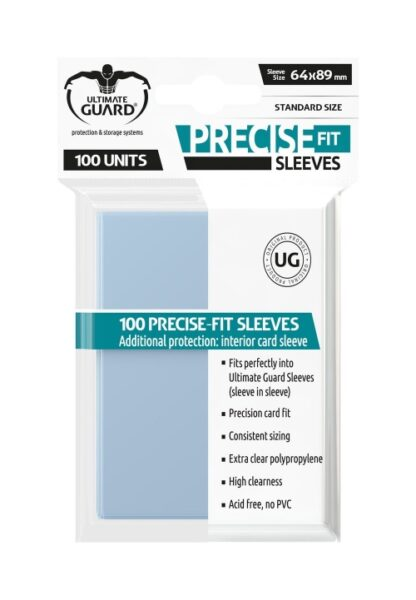 UG 100 Sleeves Standard Precise-Fit NEUF Accessoires