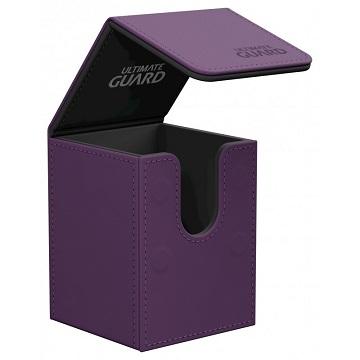 UG Flip Deck 100+ Standard Violet NEUF Ultimate Guard