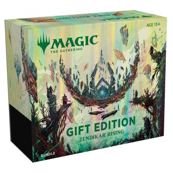 Zendikar Rising Bundle Gift VO NEUF Magic The Gathering