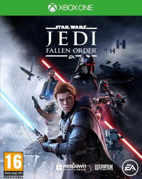 Star Wars Jedi Fallen Order OCCASION Xbox one