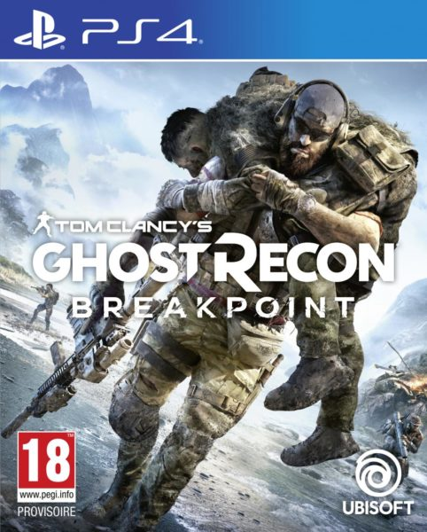 Ghost Recon Breakpoint OCCASION Playstation 4