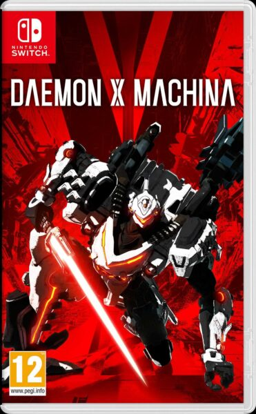 Daemon X Machina OCCASION Nintendo Switch