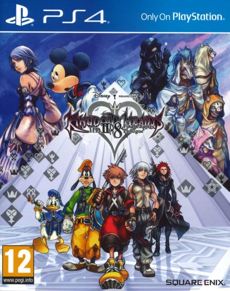 Kingdom Heart HD 2.8 Final Chapter Prologue OCCASION Playstation 4