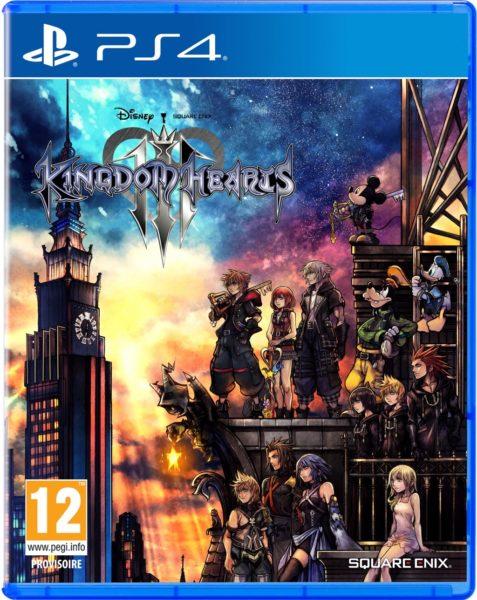 Kingdom Hearts 3 OCCASION Playstation 4
