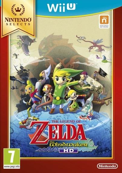 Zelda the wind waker OCCASION Nintendo Wii