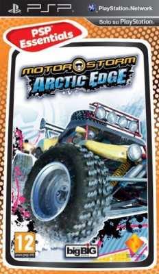 Motorstorm Actic Edge OCCASION PSP