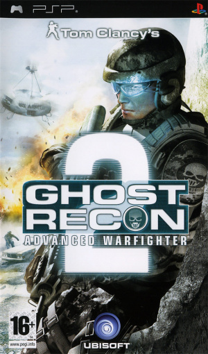 Ghost Recon Advanced Warfighter 2 OCCASION PSP
