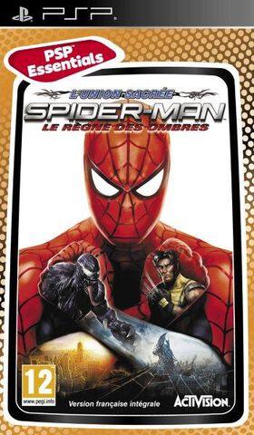 Spider-Man le regne des ombres OCCASION PSP
