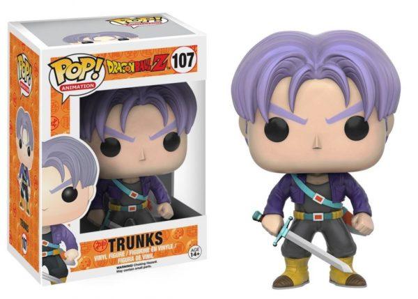 Dragon Ball : Trunks NEUF Funko POP!
