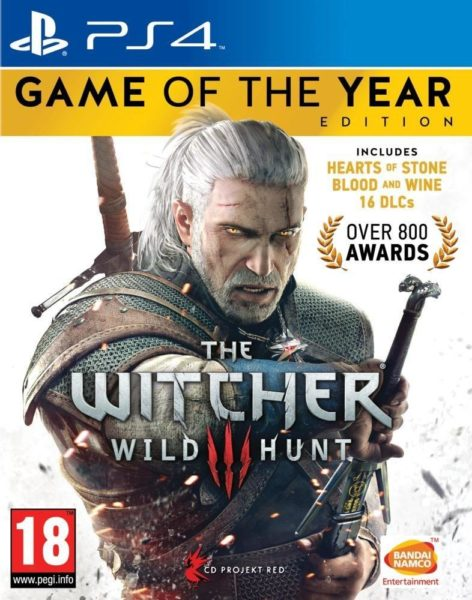 The Witcher 3 : Wild hunt NEUF Playstation 4