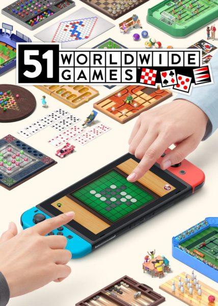 51 Worldwide Games NEUF Nintendo Switch