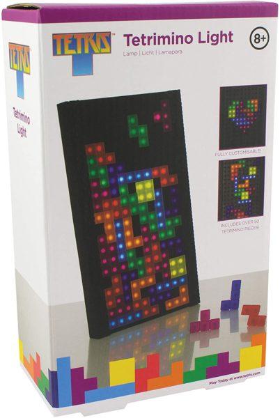 Tetris NEUF Lampe