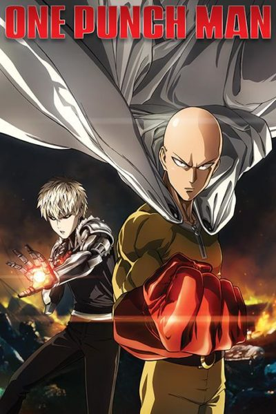 One Punch Man NEUF Poster
