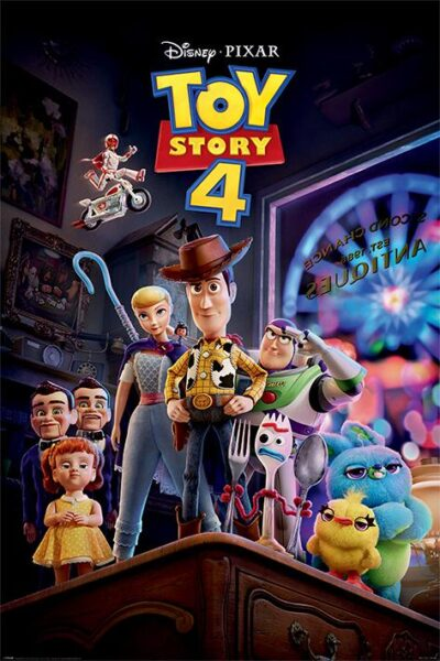 Toy Story NEUF Poster