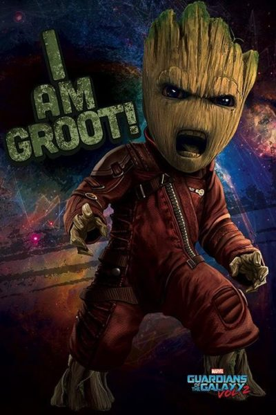 Guardians Of The Galaxy : I Am Groot NEUF Poster