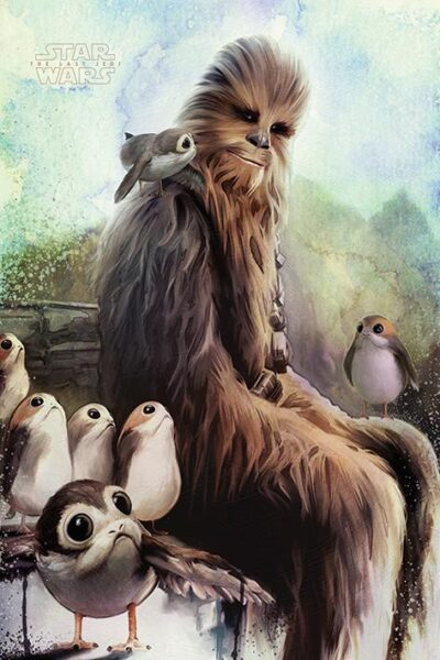 Star Wars : Chewbacca NEUF Poster