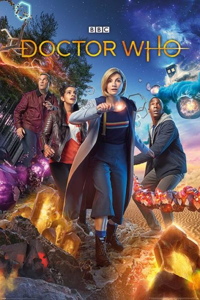 Doctor Who NEUF Poster