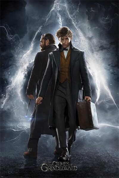 Fantastic Beasts NEUF Poster