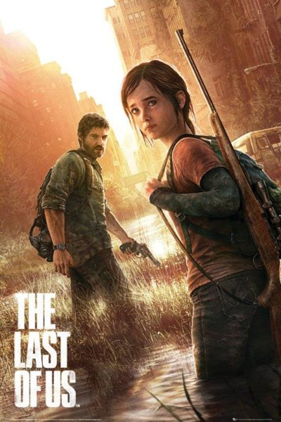 The Last of Us NEUF Poster