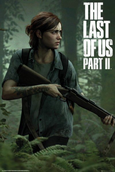 The Last Of Us Part II NEUF Poster