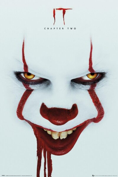 It : Pennywise NEUF Poster