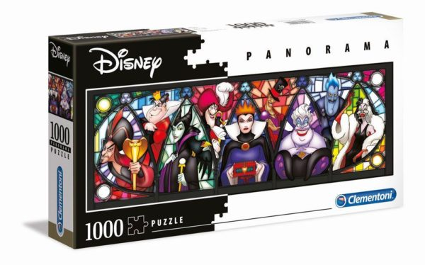 Disney : Villains NEUF Puzzle