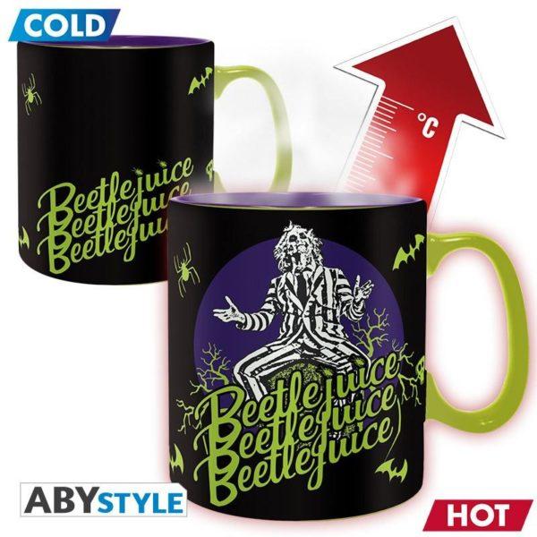 Beetlejuice NEUF Mugs