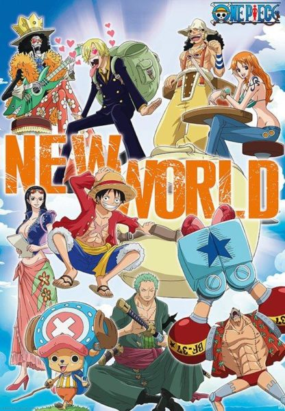 One Piece NEUF Poster