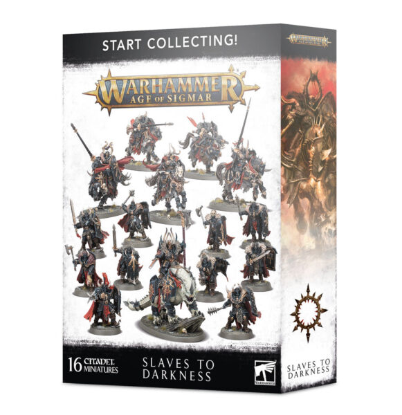 Start Collecting! Slaves To Darkness NEUF Warhammer Age Of Sigmar