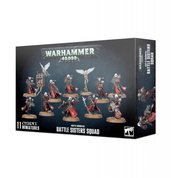 Adepta Sororitas Battle Sisters Squad NEUF Warhammer 40000