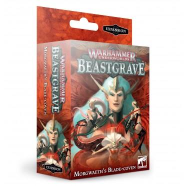 Beastgrave: Sororité De Morgwaeth NEUF Warhammer Underworlds