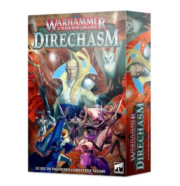 Direchasm NEUF Warhammer Underworlds