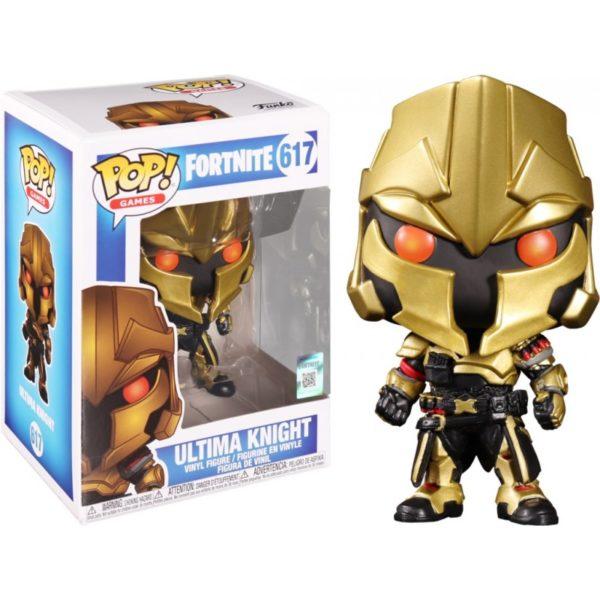 Fortnite : Ultima Knight NEUF Funko POP!