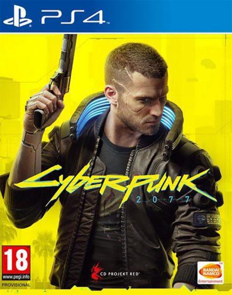 Cyberpunk 2077 Day One Edition NEUF Playstation 4