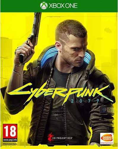 Cyberpunk 2077 Day One Edition NEUF Xbox one