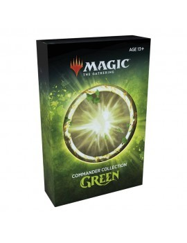 Commander Collection : Green VO NEUF Magic The Gathering