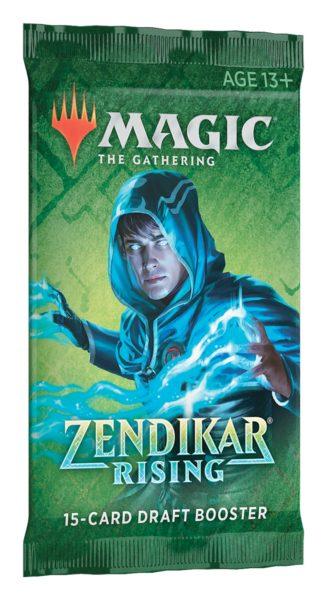 Zendikar Rising Draft Booster(s) VF NEUF Magic The Gathering
