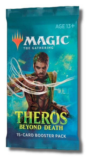 Theros Beyond Death Draft Booster(s) VO NEUF Magic The Gathering