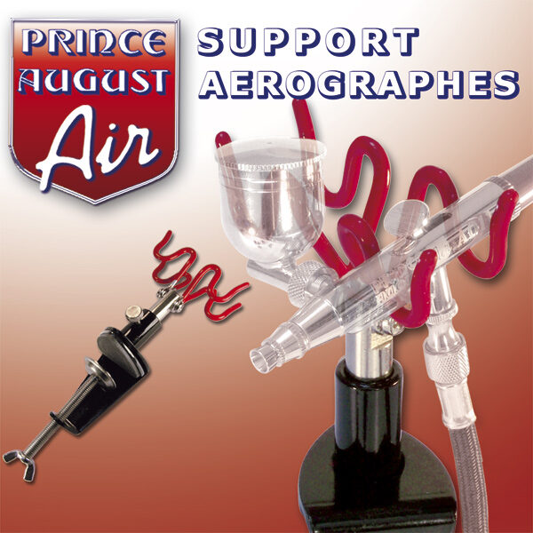 Support Aérographes NEUF Prince Auguste
