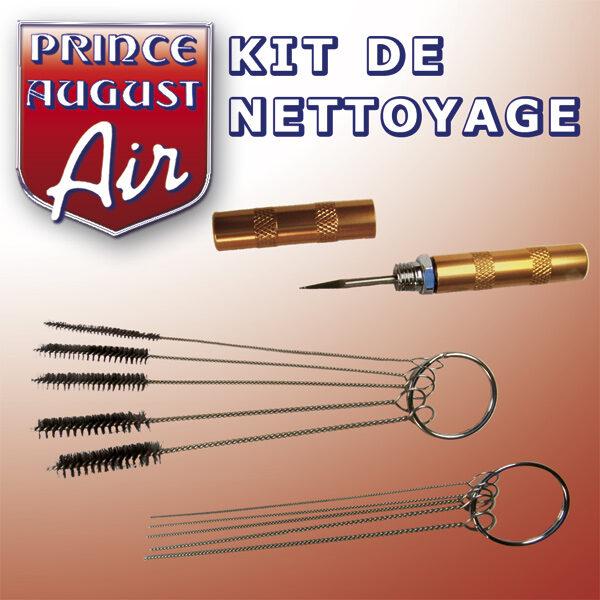 Kit de nettoyage pour aérographe NEUF Prince Auguste