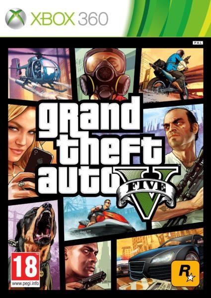 GTA 5 OCCASION Xbox 360