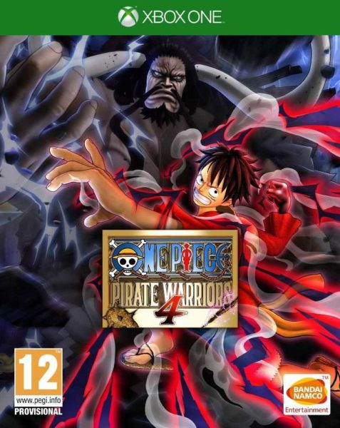 One Piece Pirate Warriors 4 OCCASION Xbox one