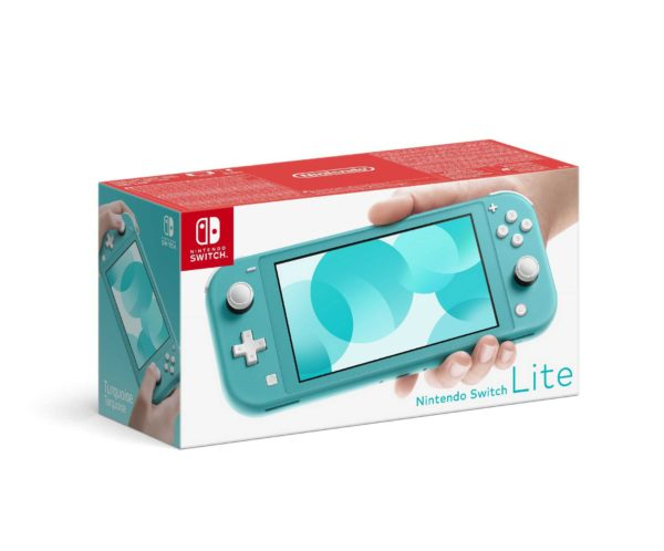 Lite Edition Turquoise OCCASION Nintendo Switch